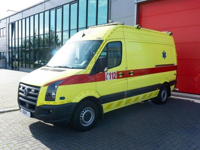 Volkswagen LT Ambulance – 2011 | Belgian Registration (21200)